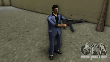 Compact Automatic Dragunov (MA) for GTA Vice City third screenshot