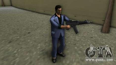 Compact Automatic Dragunov (MA) for GTA Vice City third screenshot