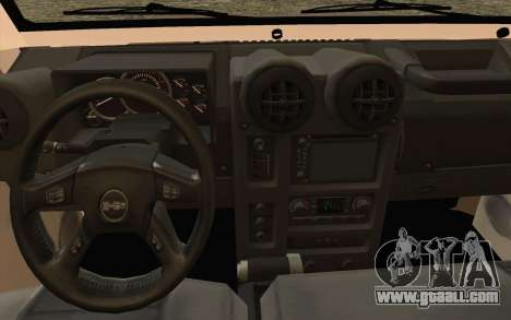 Toyota Fj70 2007 Pick Up for GTA San Andreas right view