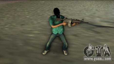 M4 Carbine for GTA Vice City