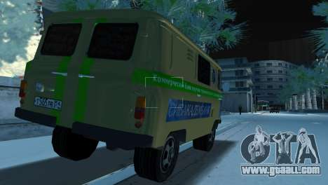 UAZ-3741 Collection for GTA Vice City left view