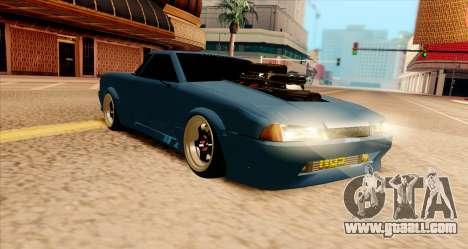 Elegy pickup v2.0 for GTA San Andreas