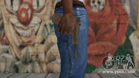 Luger for GTA San Andreas third screenshot