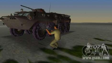 Afghan for GTA Vice City third screenshot