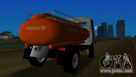 UAZ 465 Truck for GTA Vice City back left view
