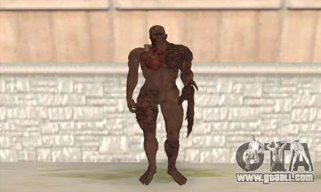 Tyrant T002 for GTA San Andreas