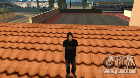 High-Quality Skin STAFF for GTA San Andreas sixth screenshot