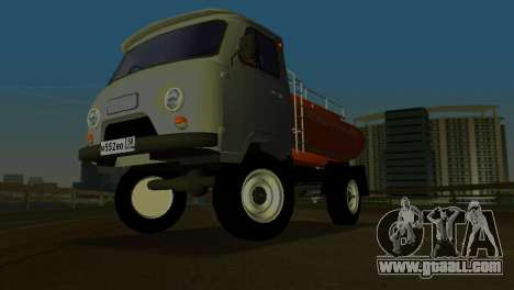 UAZ 465 Truck for GTA Vice City