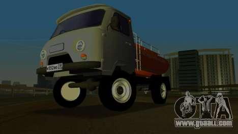 UAZ 465 Truck for GTA Vice City