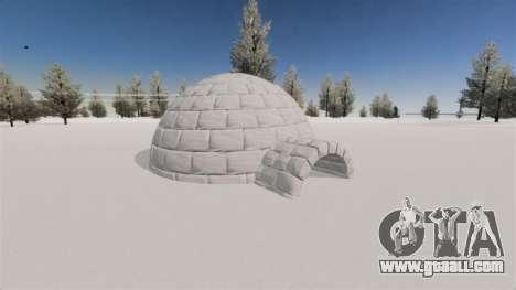 Location Of Arctic Wonderland for GTA 4 sixth screenshot