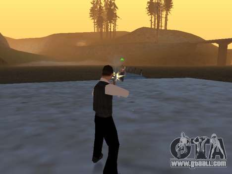 A myth about the fisherman for GTA San Andreas third screenshot