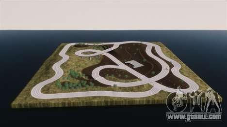 Location StartMap for GTA 4