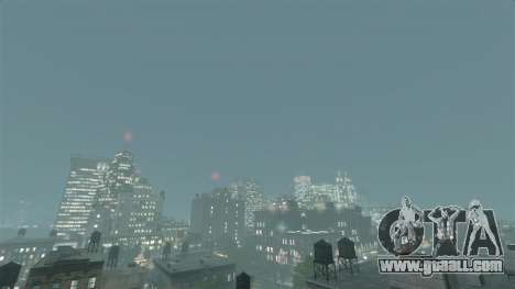 California Weather for GTA 4 third screenshot