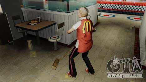 Eating McDonalds and Taco Bell for GTA 4 forth screenshot