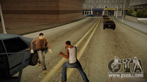 GTA HD Mod 3.0 for GTA San Andreas forth screenshot
