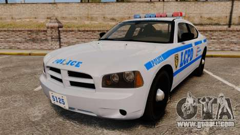 Dodge Charger LCPD [ELS] for GTA 4