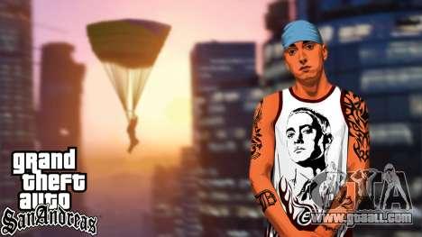 Loadscreens American Rap for GTA San Andreas
