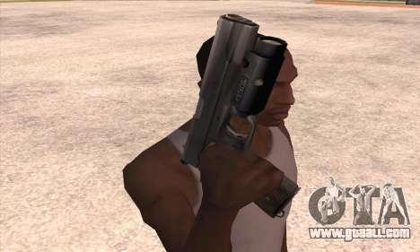 The gun from Left 4 Dead 2 for GTA San Andreas third screenshot