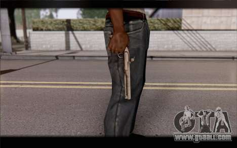 Flint-Lock Pistol for GTA San Andreas third screenshot