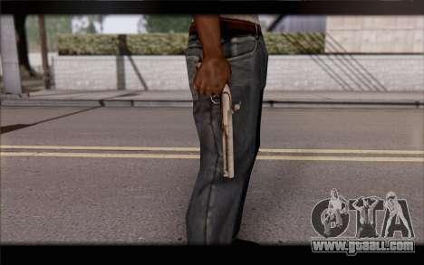 Flint-Lock Pistol for GTA San Andreas third screenshot