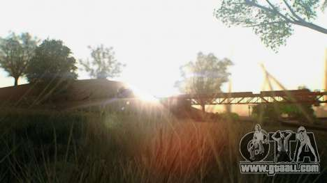 ENBSeries By AVATAR v3 for GTA San Andreas fifth screenshot