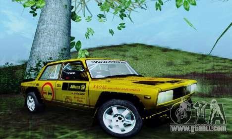 Lada 2105 VFTS for GTA San Andreas