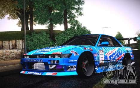 Nissan Silvia S13 Toyo for GTA San Andreas