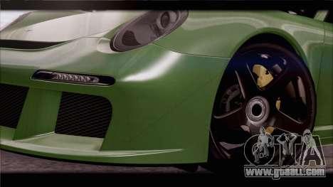 RUF RGT-8 for GTA San Andreas engine