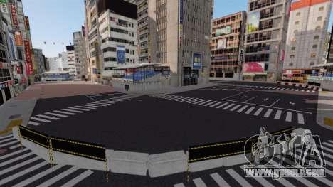 Location Of Shibuya for GTA 4 sixth screenshot