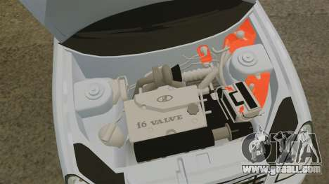 Vaz-2170 Formula for GTA 4 inner view