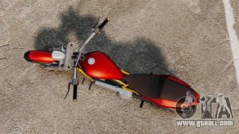 GTA IV TLAD Revenant for GTA 4 back left view