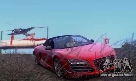 ENBSeries By AVATAR v3 for GTA San Andreas seventh screenshot