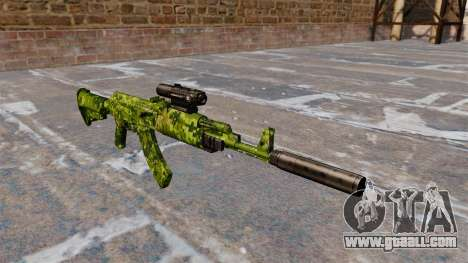 AK-47 tactical for GTA 4