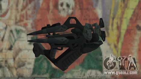 Crossbow of Timeshift for GTA San Andreas