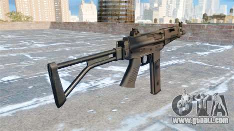 Taurus submachine gun MT-40 for GTA 4 second screenshot