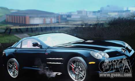 ENBSeries By AVATAR v3 for GTA San Andreas