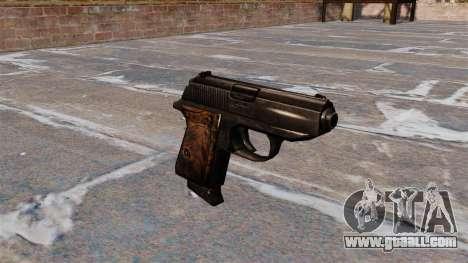 Walther PPK self-loading pistol for GTA 4