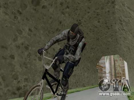 Cell for GTA San Andreas fifth screenshot