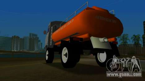 UAZ 465 Truck for GTA Vice City right view