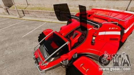 Pro Track SR2 Firetruck [ELS] for GTA 4 engine