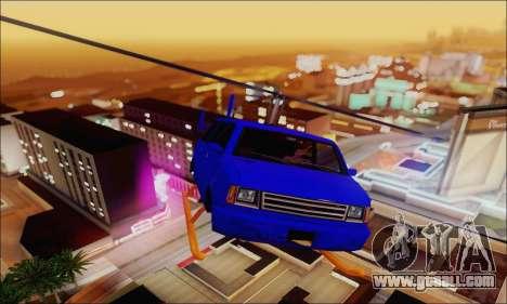 Fun Maverick for GTA San Andreas
