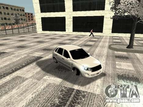 Vaz 2190-1119 for GTA San Andreas