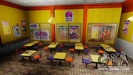 Eating McDonalds and Taco Bell for GTA 4 seventh screenshot