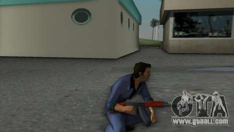 Vz-58 for GTA Vice City second screenshot
