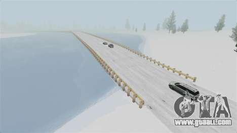 Location Of Arctic Wonderland for GTA 4 third screenshot