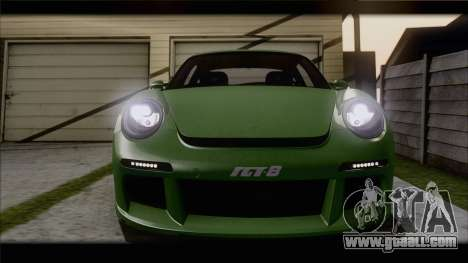 RUF RGT-8 for GTA San Andreas right view