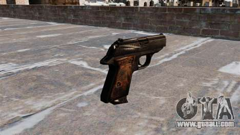 Walther PPK self-loading pistol for GTA 4 second screenshot