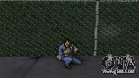 Steyr AUG for GTA Vice City sixth screenshot