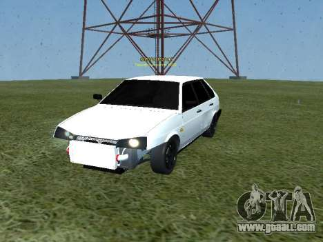 VAZ 2109 Opera Turbo for GTA San Andreas