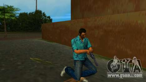 Anaconda for GTA Vice City forth screenshot